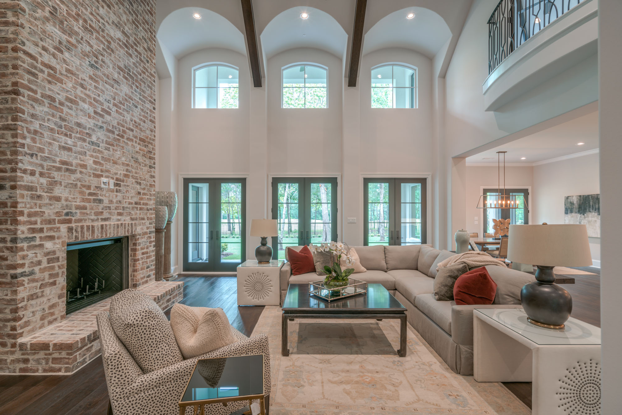 great room ideas custom home great rooms design by jeff paul custom homes 31712