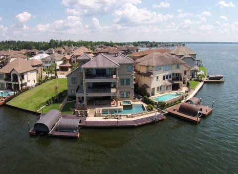 Bella Vita on Lake Conroe